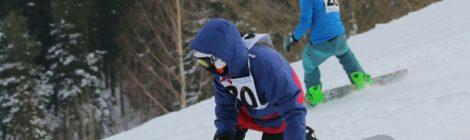 Набор детей и подростков 6-18 лет в секции сноуборда
